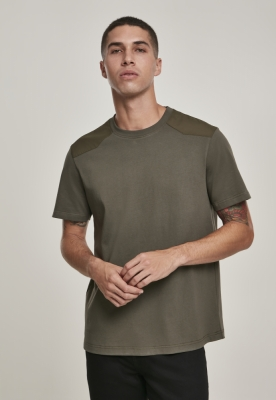 Tricou military oliv Urban Classics