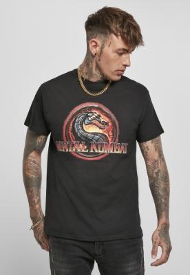 Tricou Mortal Kombat Logo Merchcode