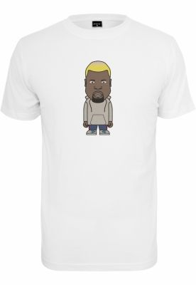 Tricou Name One alb Mister Tee