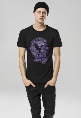 Tricou negru Sabbath LOTW purple negru Merchcode