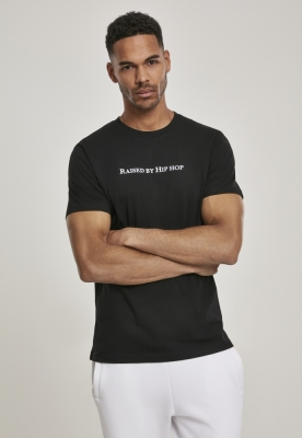 Tricou Raised by Hip Hop negru Mister Tee
