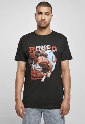 Tricou Rodeo Mode negru Mister Tee
