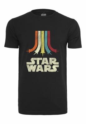 Tricou Star Wars Rainbow Logo Merchcode
