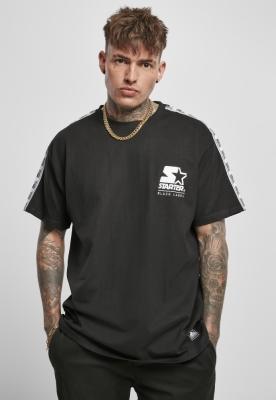 Tricou Starter Logo Taped negru