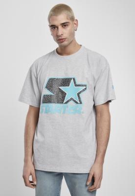 Tricou Starter Multicolored Logo h.gry-tu