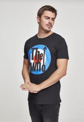 Tricou The Who clasic Target negru Merchcode