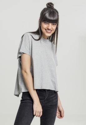 Tricou tip helanca pentru Femei gri Urban Classics