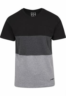 Tricou Trillet negru-gri carbune Illmatic
