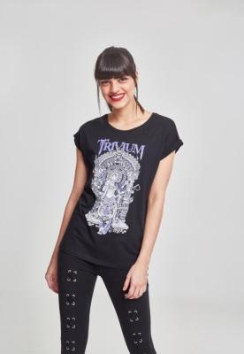 Tricou Trivium Durga pentru Femei negru