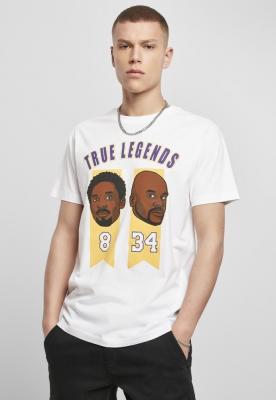 Tricou True Legends 2.0 alb Mister Tee