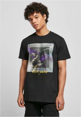 Tricou Unstoppable Horse negru Mister Tee