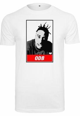 Tricou Wu-Wear ODB alb