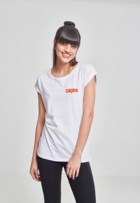 Tricou Zero Likes pentru Femei alb Mister Tee