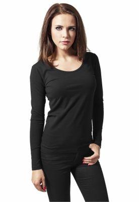 Tricouri cu maneca lunga simple femei