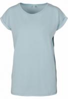 Tricouri maneca larga pentru Femei ocean-albastru