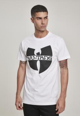 Tricouri Tricou cu logo Wu-Wear - alb