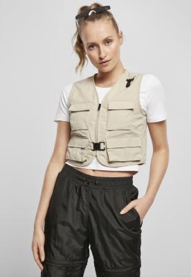 Vesta casual Short Tactical dama Urban Classics