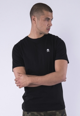 Tricou C&S PA Small Icon negru-alb Cayler & Sons