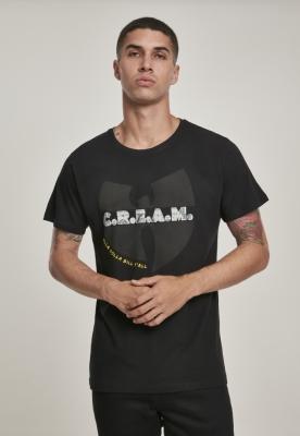 Wu-Wear C.R.E.A.M. Tee negru