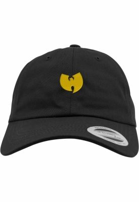 Sepci Wu-Wear Logo Dad negru