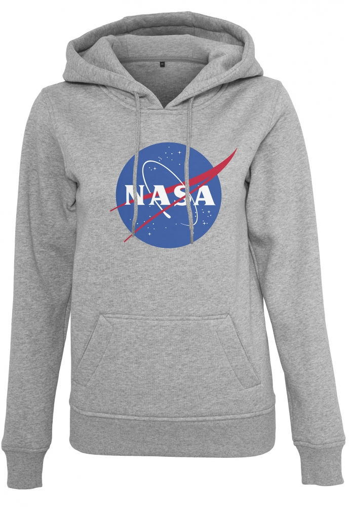 Hanorac gluga NASA Insignia dama Mister Tee
