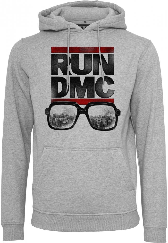 Hanorac gluga RUN DMC City Glasses Mister Tee