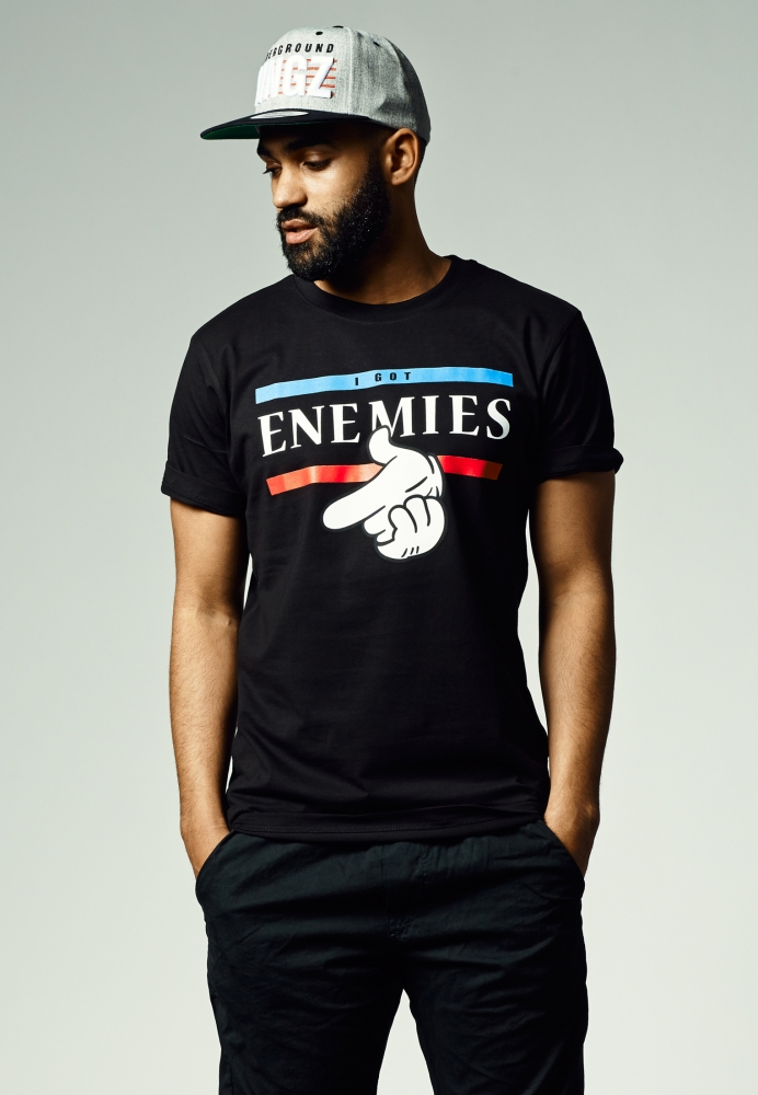 Tricouri Barbati Got Enemies Tee
