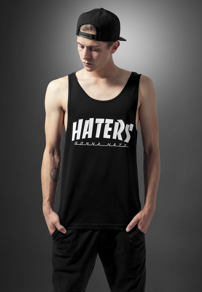 Maiou Haters Negru Mister Tee