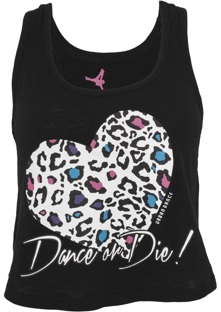 Maiou Bumbac Cu Imprimeu Leopard Dance