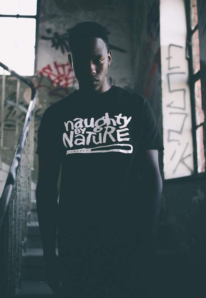 Tricou Rap Naughtz By Nature