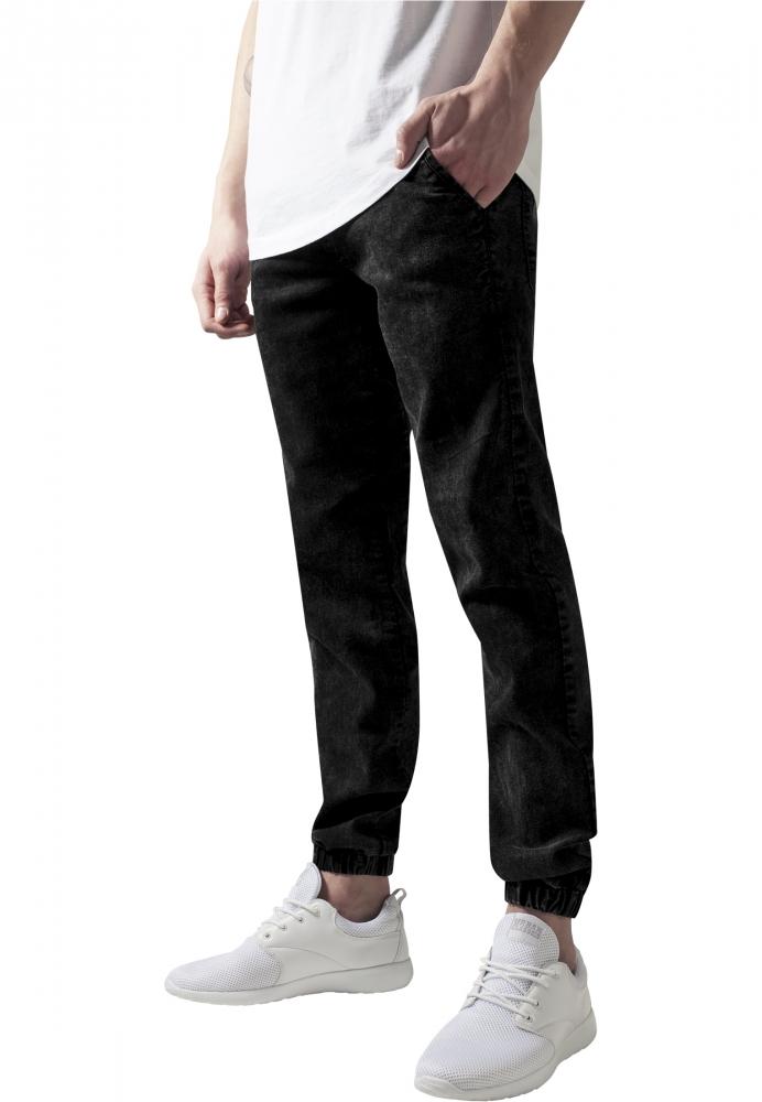 Pantaloni Stretch Denim Jogging Urban Classics