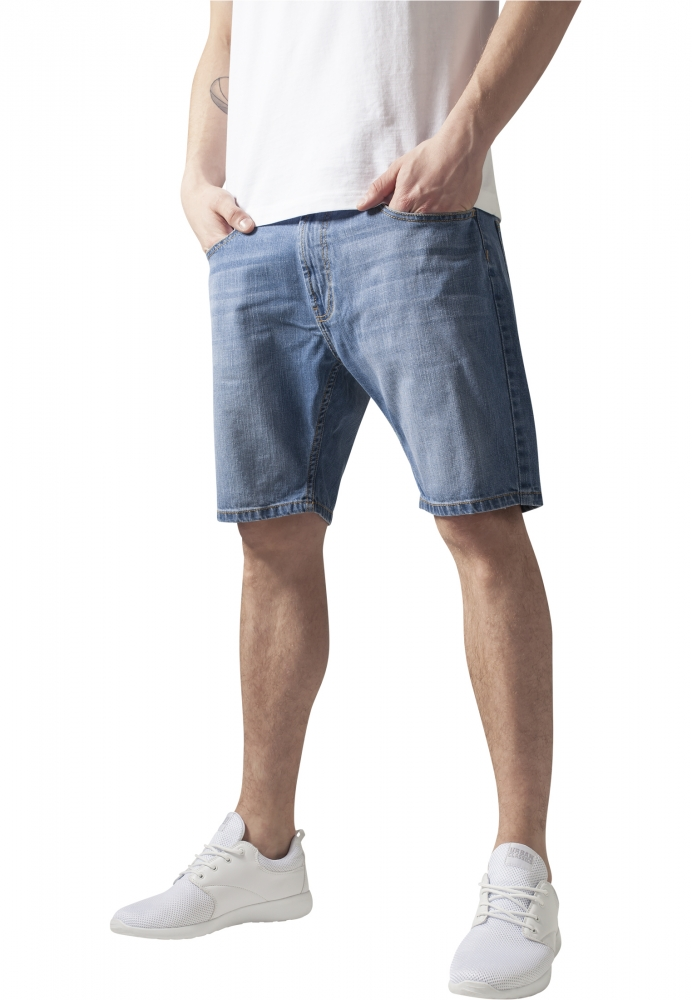 Pantaloni Denim Scurti