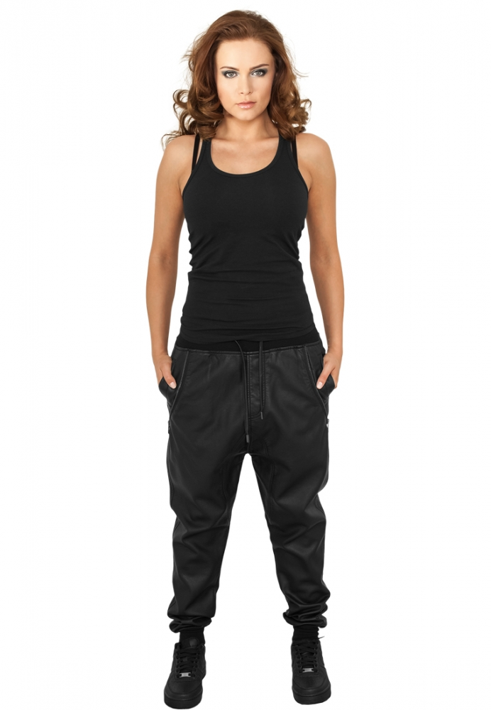 Pantaloni Piele Ecologica Dama