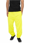 Pantaloni Sport Neon Galben Urban Classics