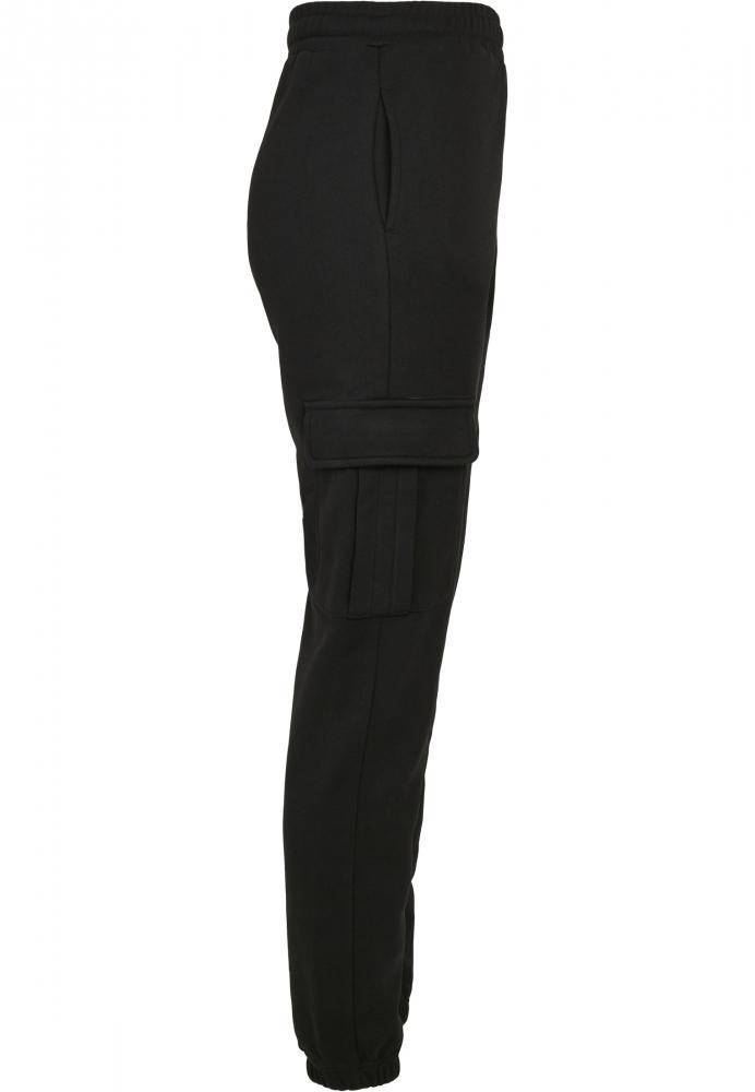 Pantaloni High Waits Cargo Sweat dama Urban Classics