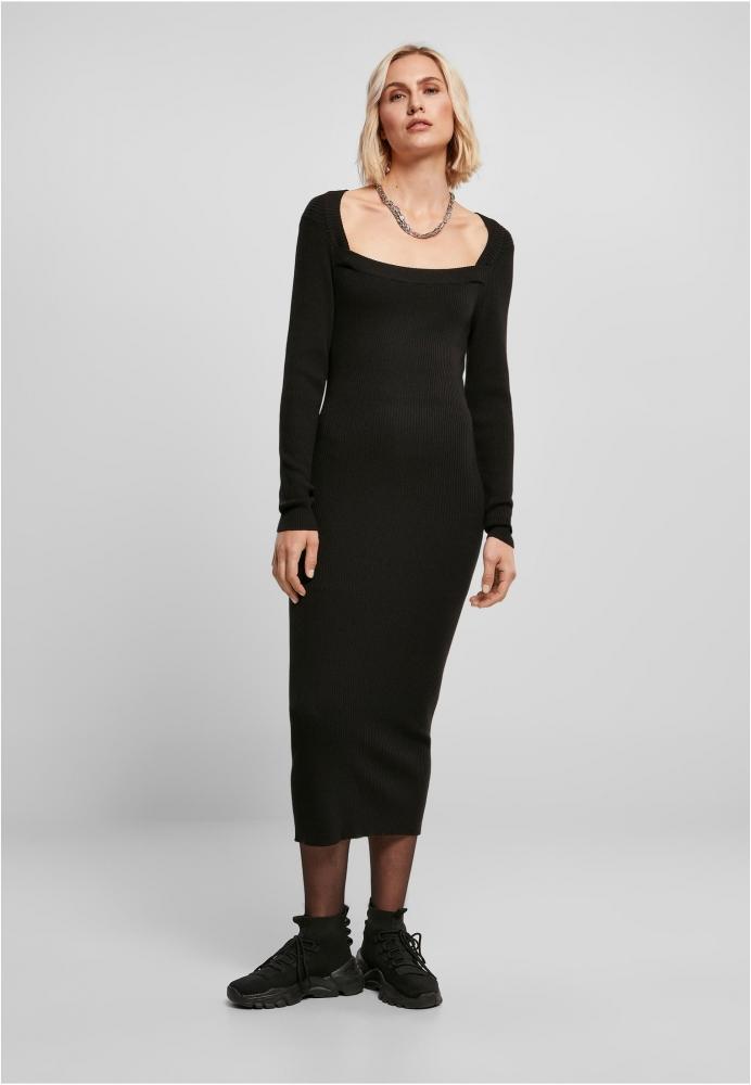 Rochie Long Knit dama Urban Classics