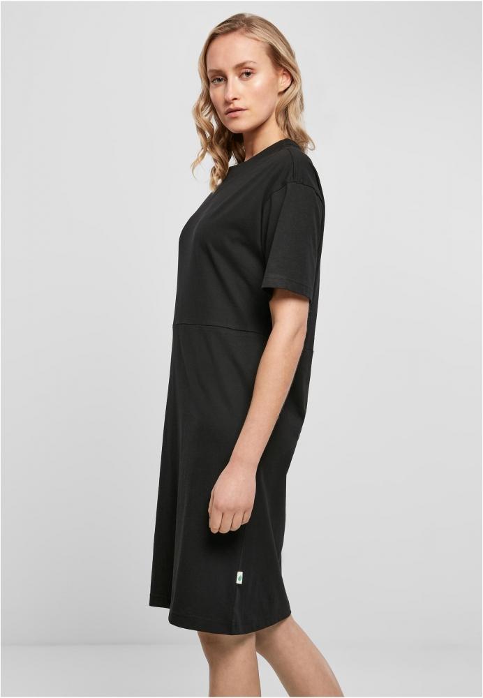 Rochie Tricou Organic Oversized Slit dama Urban Classics