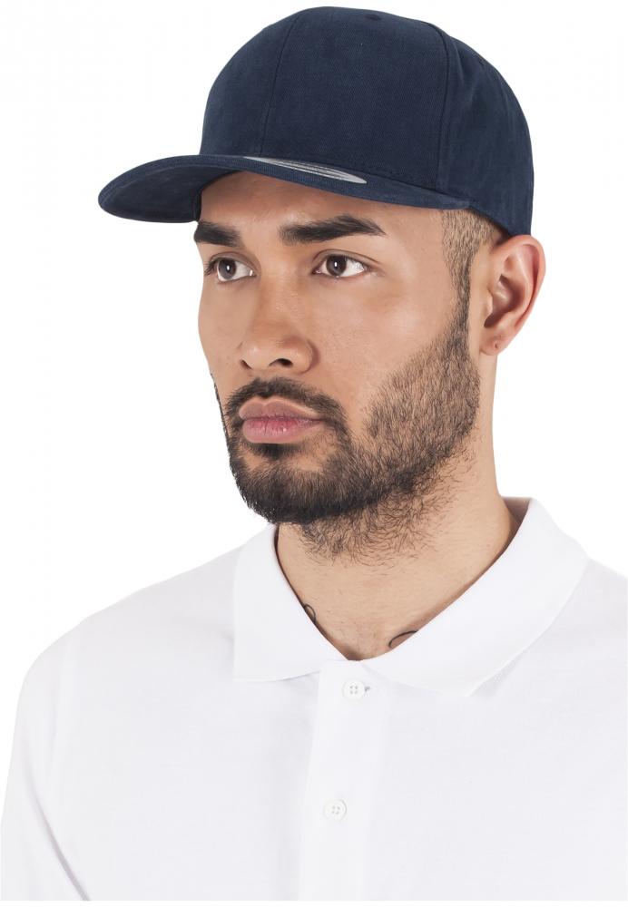 Sepci Originale Brushed Cotton Twill Mid-profile Bleumarin Flexfit