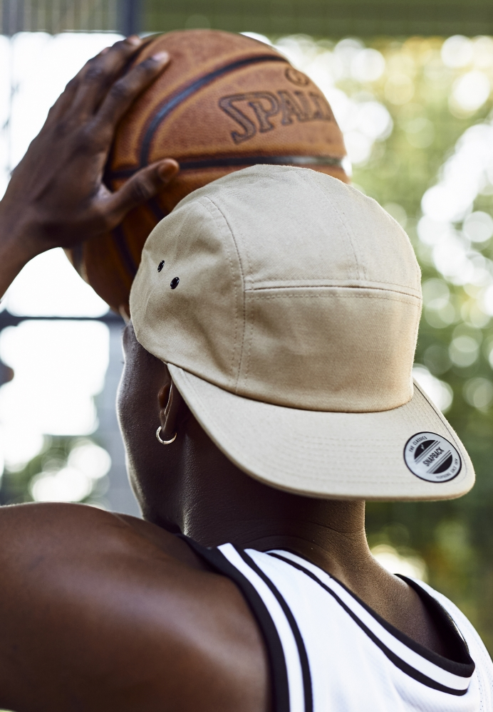 Sepci Rap Classic Jockey Kaki Flexfit