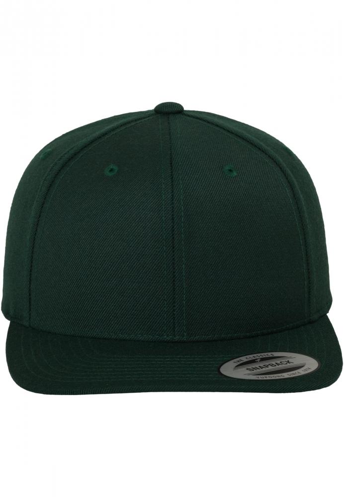 Sepci Rap Classic Snapback Verde Flexfit
