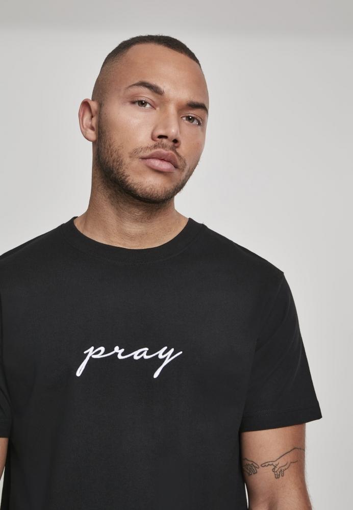 Tricou Pray EMB Mister Tee