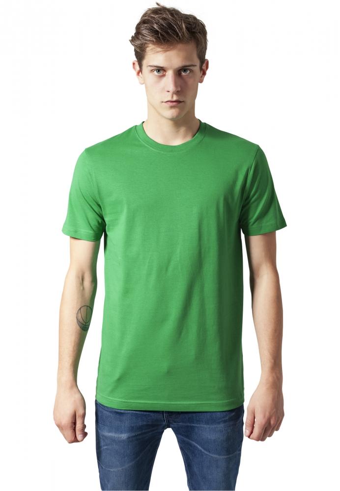 Tricouri Simple Verde Urban Classics