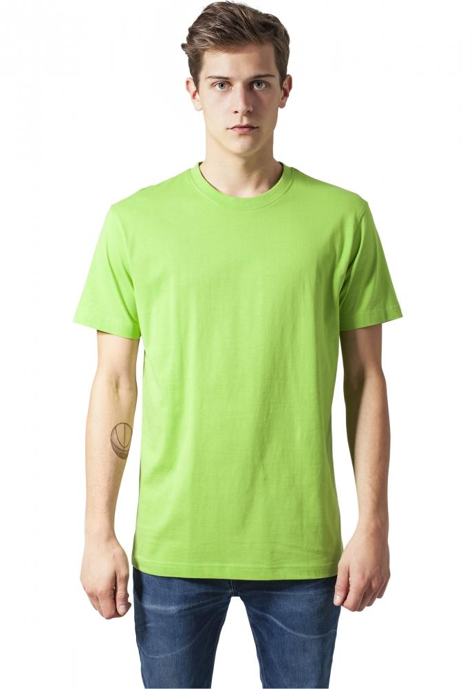 Tricouri Simple Verde Lime Urban Classics